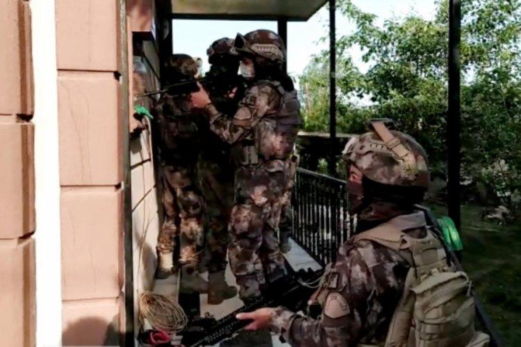 Ankara merkezli 4 ilde terör operasyonu