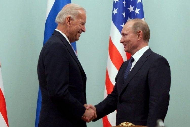 Putin ile Biden, 16 Haziran'da görüşecek