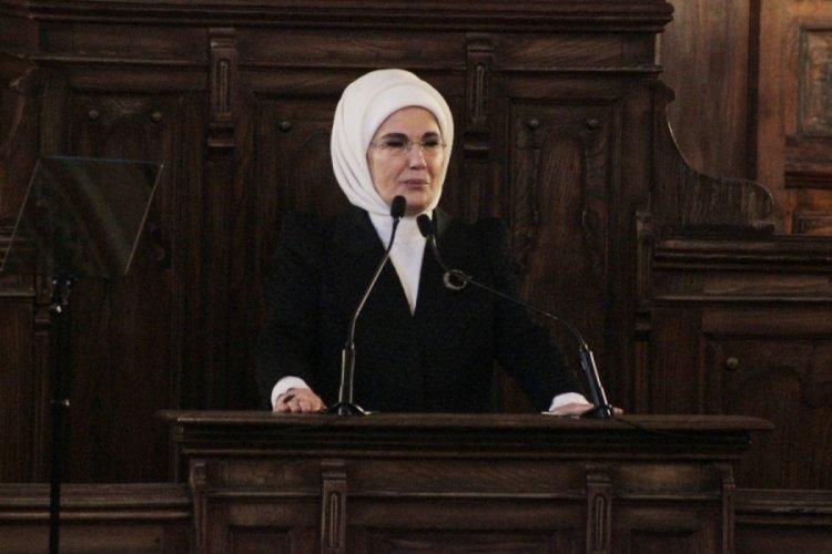 Emine Erdoğan: Afrika'da uzun bir sevgi rotası çizdik