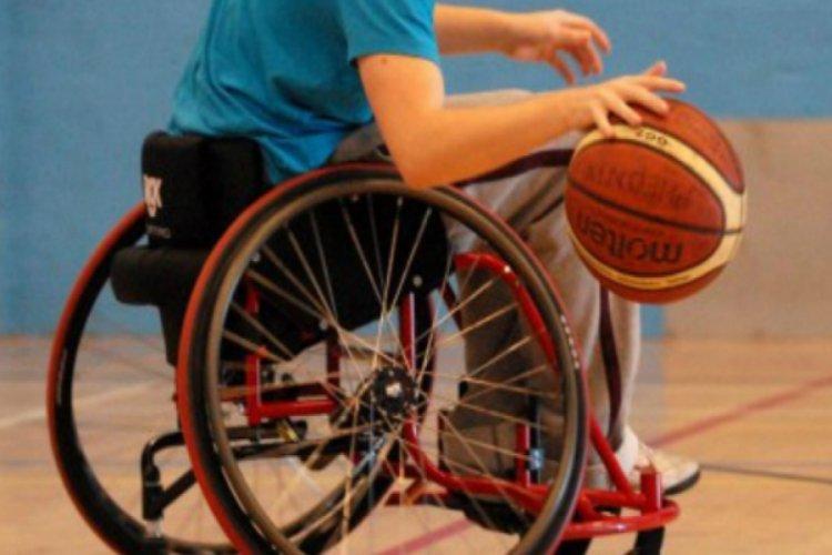 HDI Sigorta Tekerlekli Sandalye Basketbol Süper Ligi 2. etap müsabakaları devam ediyor