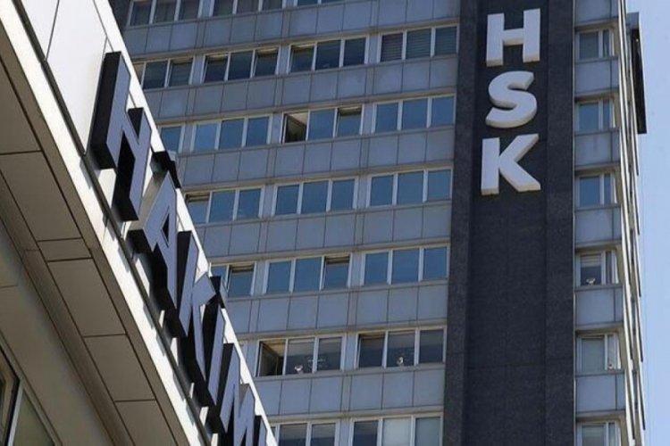 Meclis HSK'nın 7 üyesini seçti