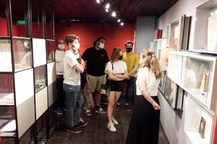 """Bursa'da """"Müzede Bir Salı"""" etkinliği devam ediyor"""