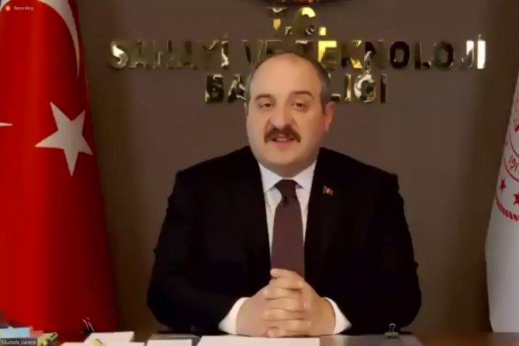 Bakan Varank: Türkiye olarak salgınla mücadelede tüm dünyaya el uzatmaya devam edeceğiz