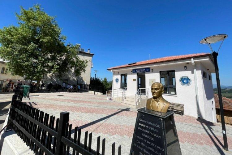 Bursa'da kırsala değer katan yeni yaşam alanları