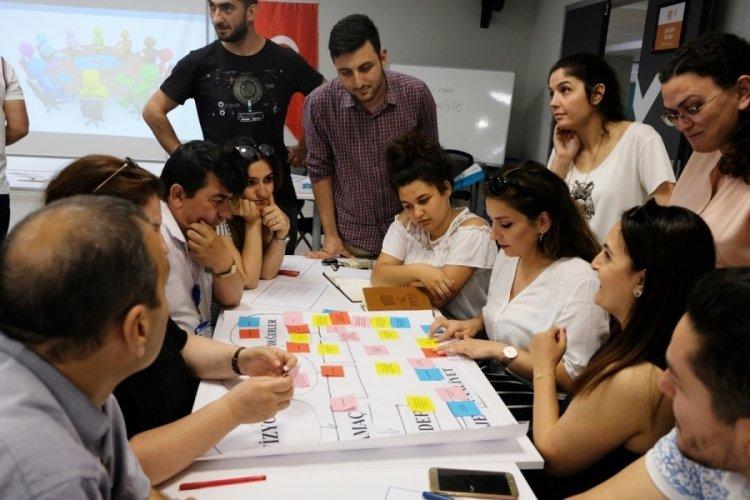 Bursa Nilüfer'in katılımcılık modeli ödüle aday