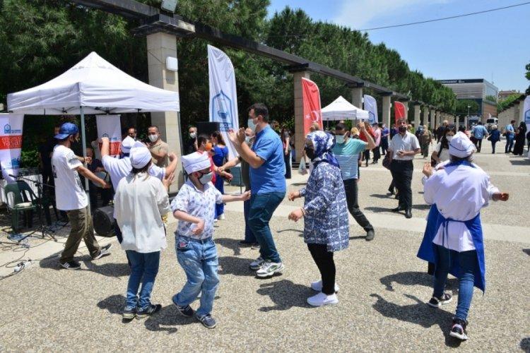 Bursa Yıldırım'da 'Engelliler Haftası' kutlandı
