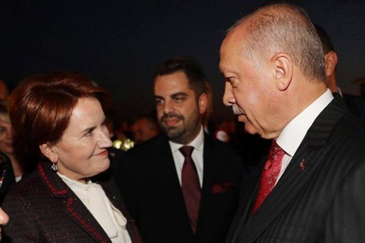 Akşener'den Erdoğan'ın sözlerine yanıt