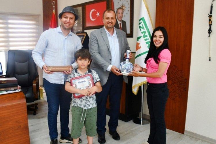 Bursa İznik tarihi, kültürü ve 300 yemek ile ekranlara yansıdı