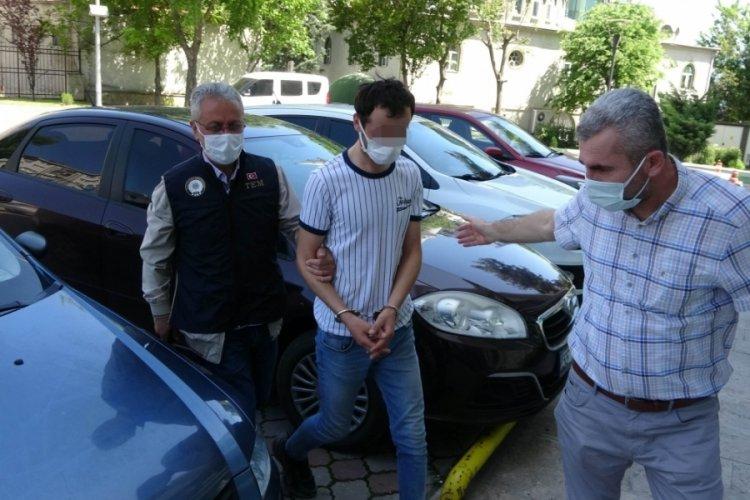 FETÖ'den gözaltına alınan eski askeri okul öğrencisi adliyeyede