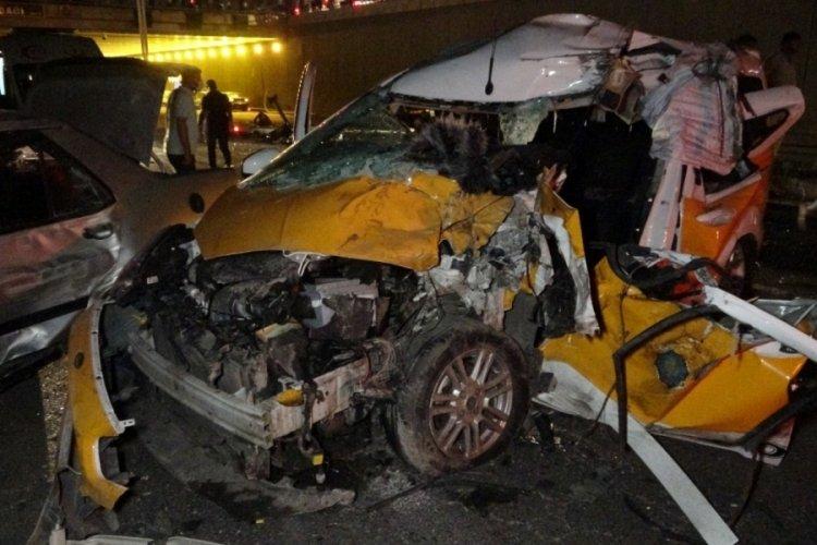 Diyarbakır'daki kazada ölü sayısı 3'e yükseldi