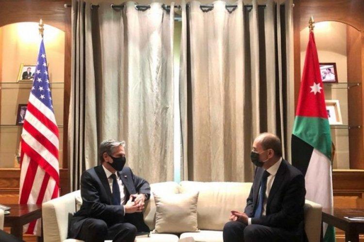ABD Dışişleri Bakanı Blinken, Orta Doğu turunun son durağı Ürdün'de