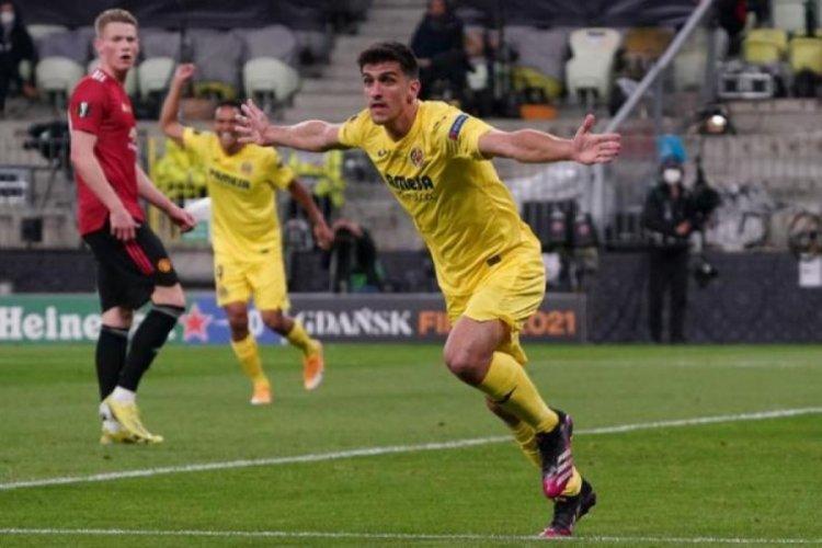 UEFA Avrupa Ligi'nde şampiyon Villarreal