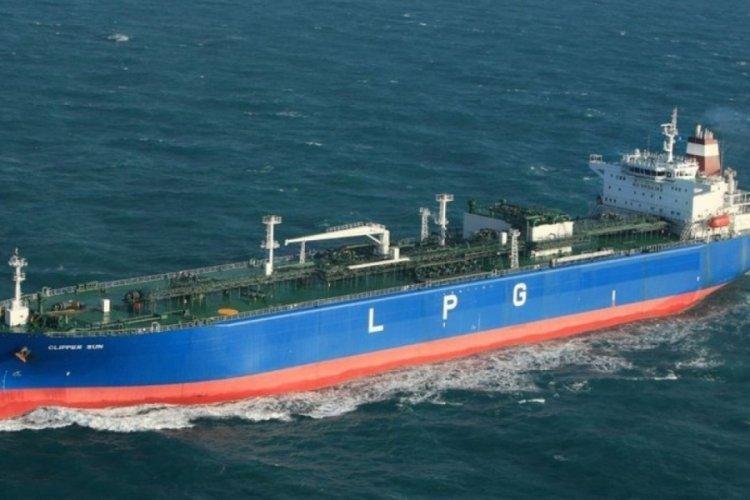 LPG ithalatı yüzde 24 arttı