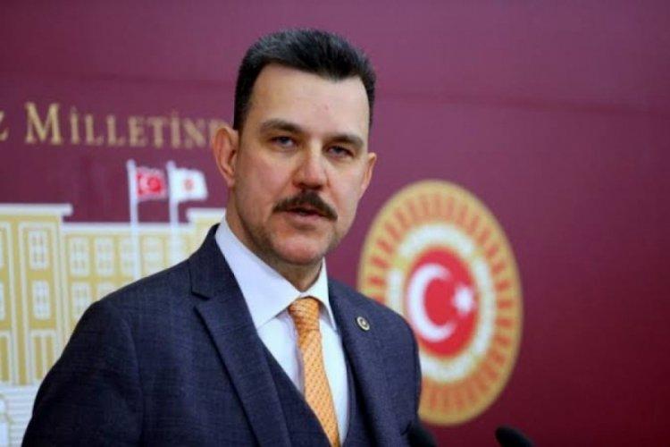 Bursa Milletvekili Esgin'den dikkat çeken havaalanı paylaşımı
