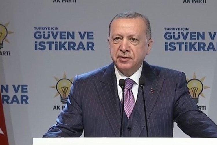 Cumhurbaşkanı Erdoğan: Son bir ayda 3 kuyuda petrol keşfettik