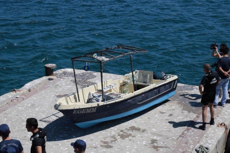Foça'da 5 kişinin öldüğü tekne faciasında kaptan kendini böyle savundu!