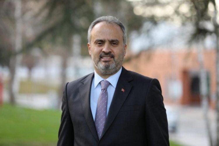 Bursa Büyükşehir Belediye Başkanı Aktaş'tan Türkyılmaz'a yanıt