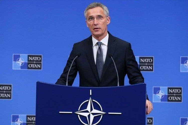 NATO: Afganistan'da hükümet ve silahlı kuvvetler, kendi ayakları üzerinde durabilir