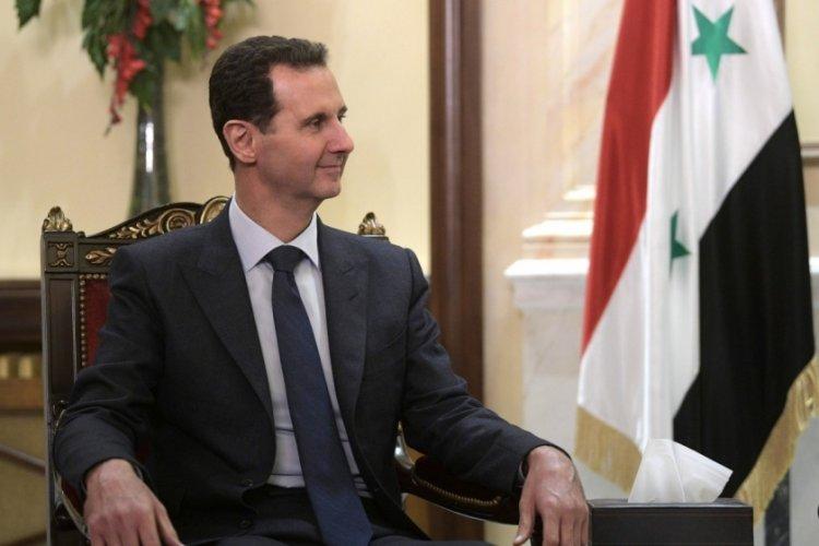 Esad, Suriye seçimlerini yüzde 95'le kazandı
