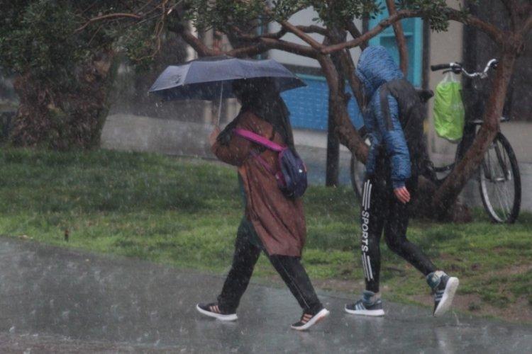 Bursa'da bugün ve yarın hava durumu nasıl olacak? (28 Mayıs 2021 Cuma)