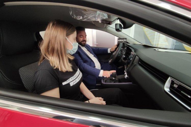 Bursa'da yaz tatili öncesi ikinci el otomobil piyasası hareketlendi
