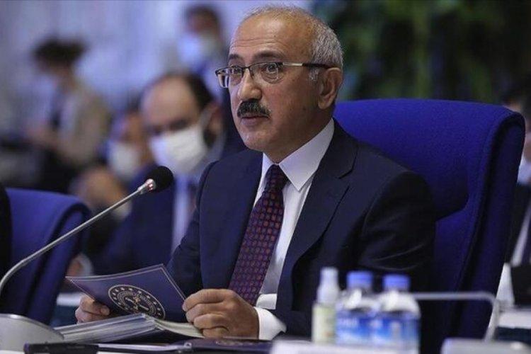 Hazine ve Maliye Bakanı Lütfi Elvan: Salgına karşı 79 milyar lira harcadık