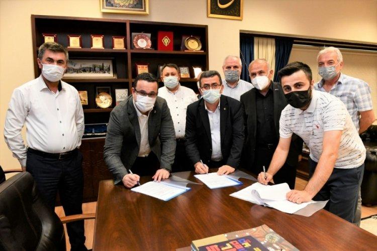 Bursa'da toplu iş sözleşmesinde mutlu son