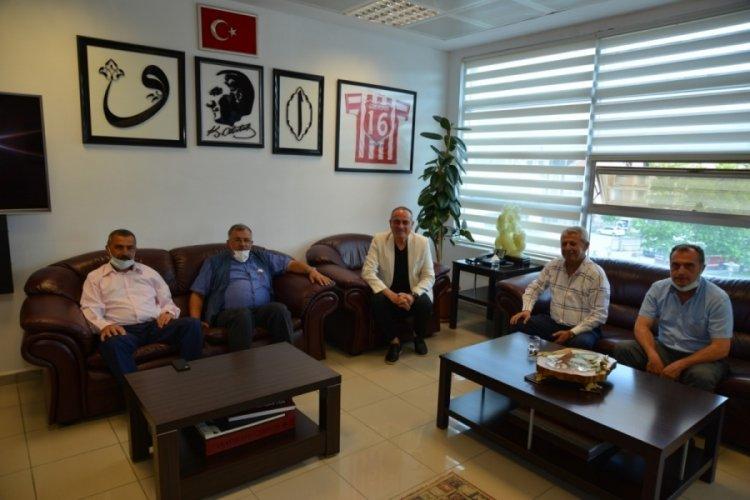 """Bursa Gemlik Belediye Başkanı Sertaslan, """"STK'lar siyasi bir düşüncenin yansıtıldığı yerler olmamalı"""""""