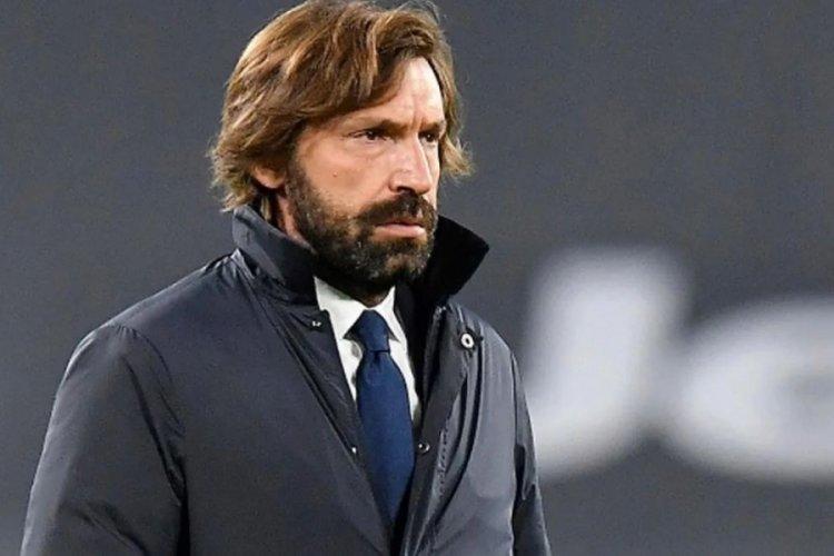 Juventus'ta Pirlo ile yollar ayrıldı