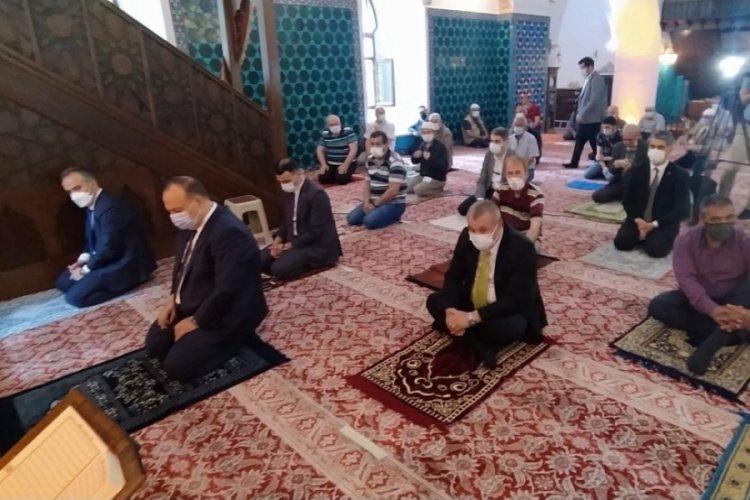 Bursa'da 568 Fetih suresiyle İstanbul'un fethi kutlandı