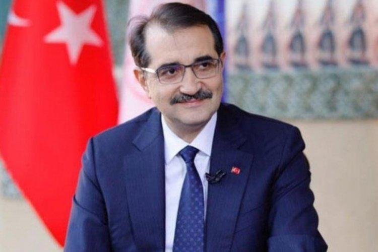 Bakan Dönmez, Türkiye'nin doğalgaz hedefini açıkladı