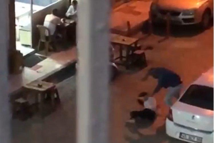 Sokak ortasında dehşet saçan eski koca serbest bırakıldı!