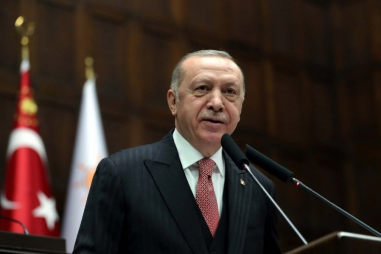 Cumhurbaşkanı Erdoğan'dan Taksim Camii paylaşımı