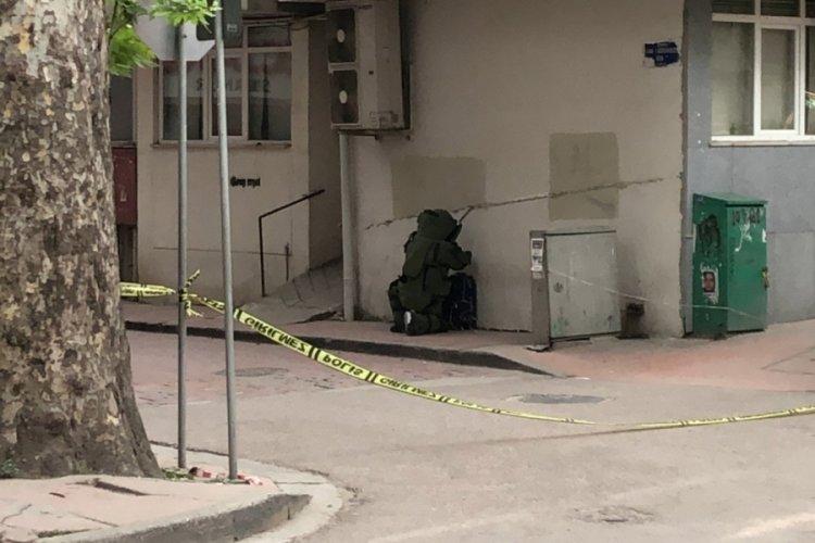 Şüpheli valiz bomba imha ekiplerini alarma geçirdi