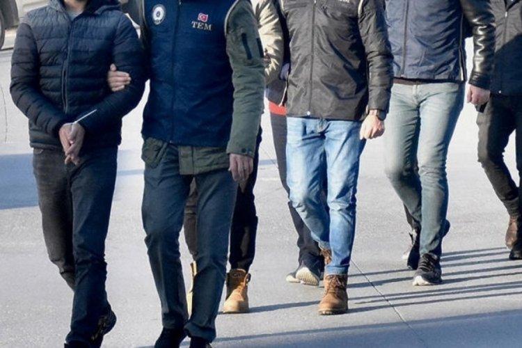 PKK'ya yönelik operasyonda 5 şüpheli yakalandı