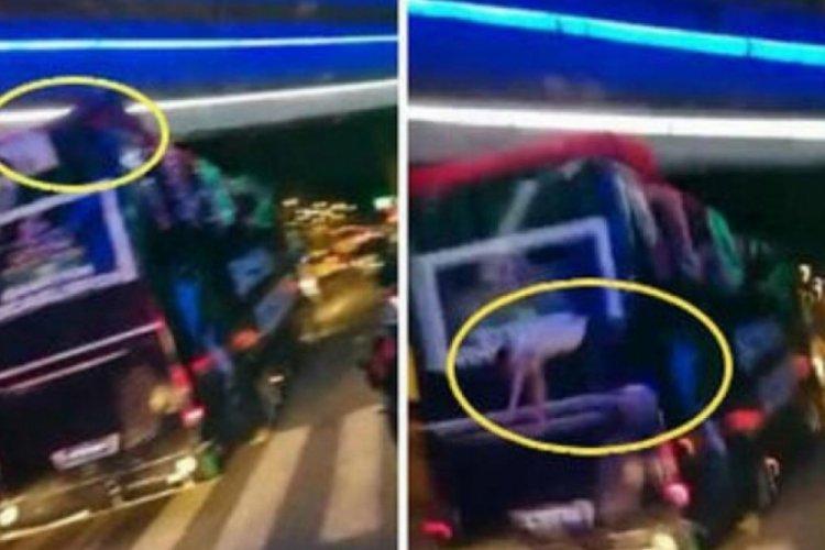 Kocaelisporlu futbolcuların kutlamasında talihsiz kaza! 2 futbolcu yaralandı