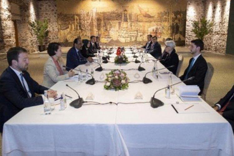 Cumhurbaşkanlığı Sözcüsü Kalın, ABD Dışişleri Bakanı Yardımcısı ile görüştü