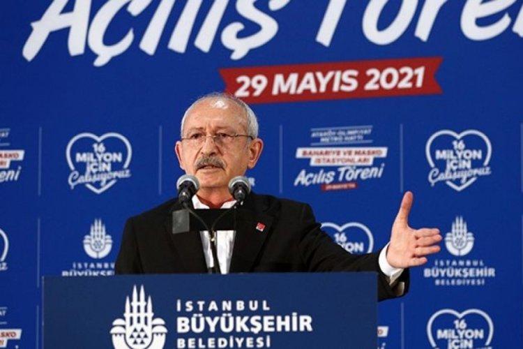 Kılıçdaroğlu: Anayasaların yapılmasındaki iklim, toplumsal uzlaşmaya bağlıdır