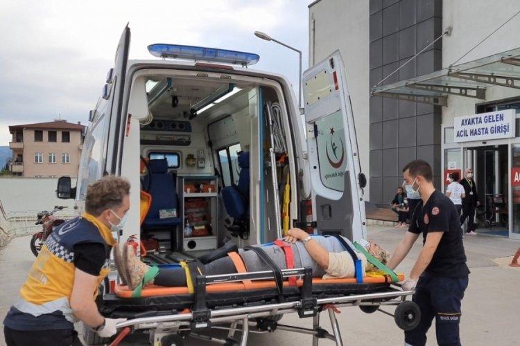 Bilecik Devlet Hastanesi Başhekimi Güliz Özyaşar trafik kazası geçirdi