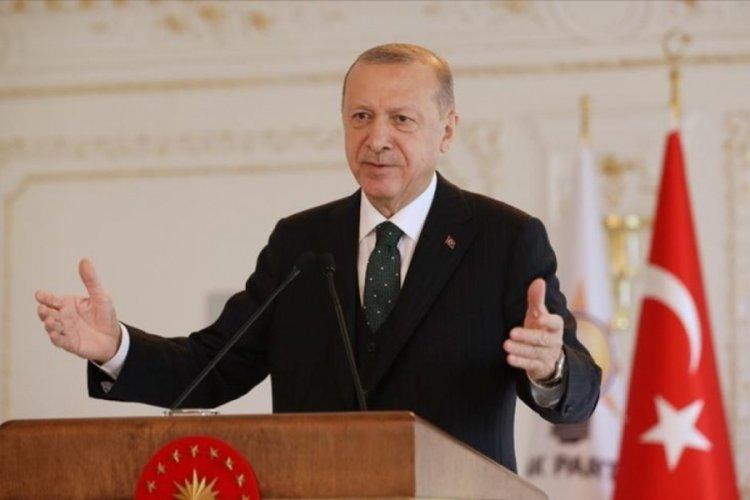 Cumhurbaşkanı Erdoğan Fetih Kupası Ödül Törenine mesaj gönderdi