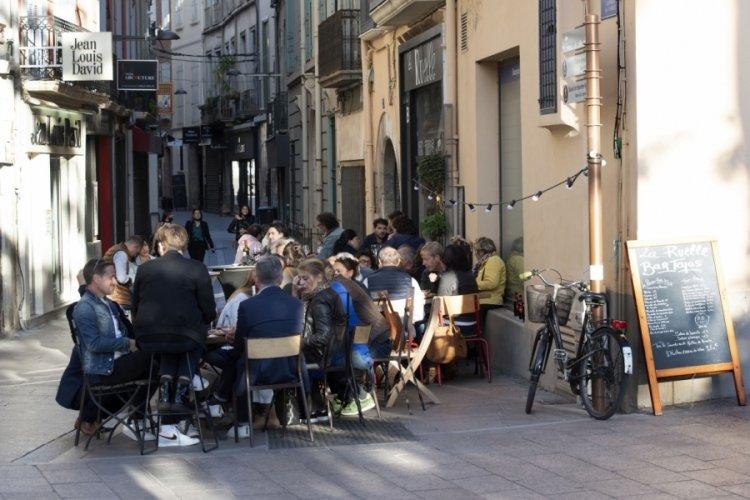 Fransa'da 10 bin 675 yeni vaka