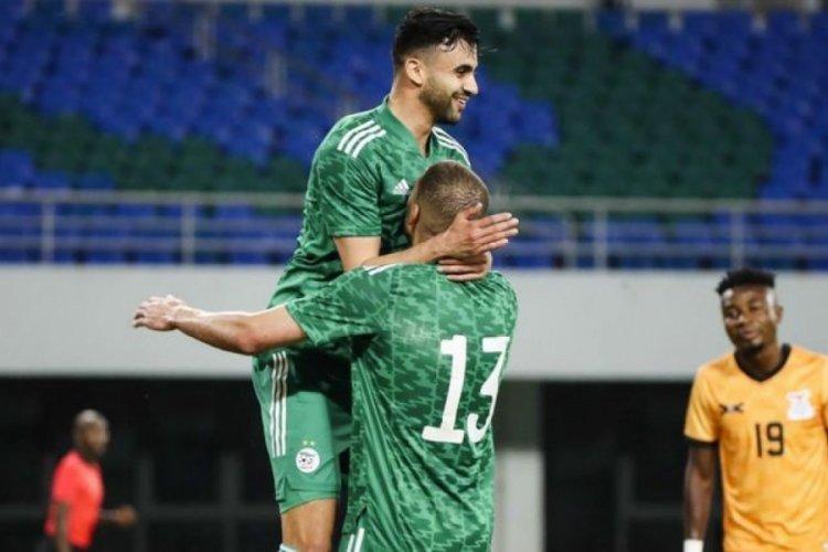 Feghouli ve Ghezzal, Cezayir Milli Takımı'nda