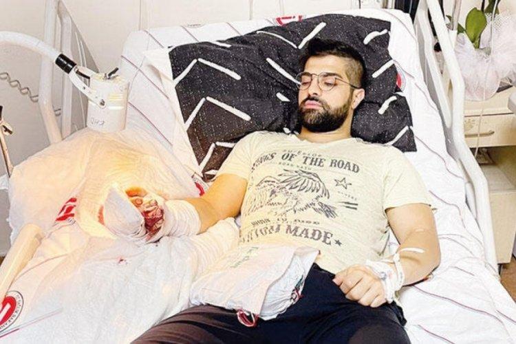 Hastası tarafından bıçaklanan doktor: Meslek hayatım bitebilir