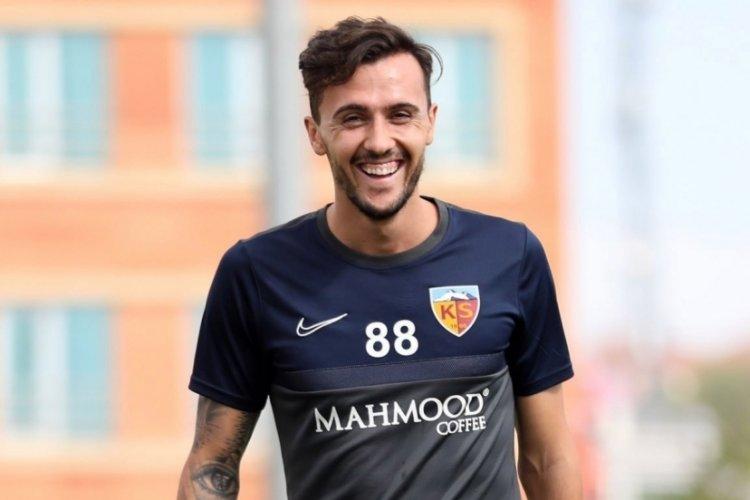 Kovid-19 tedavisi gören Kayserisporlu futbolcu Campanharo taburcu edildi