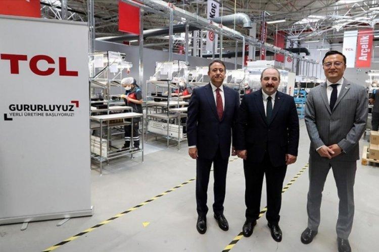 Bir marka daha Türkiye'de üretime başladı