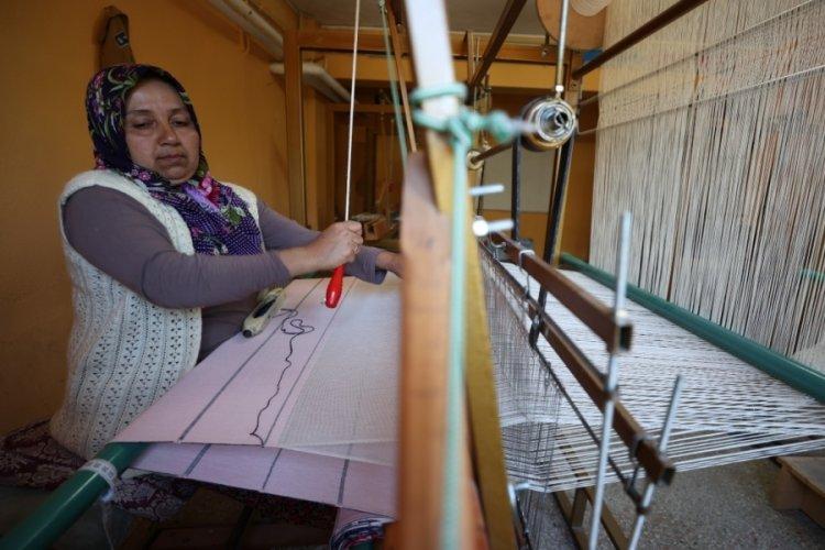 Bursa'da bir güne onlarca iş sığdıran anne çalışkanlığıyla örnek oluyor