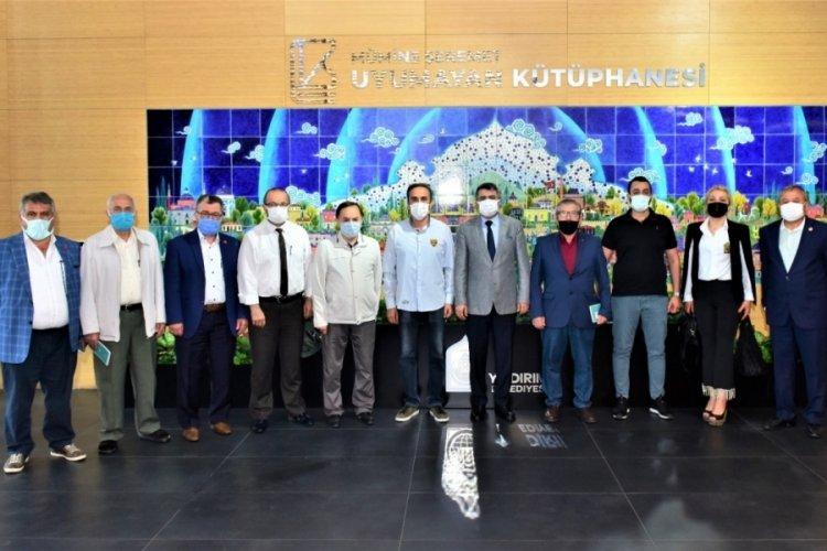 Bursa Yıldırım'da 'Bölgesel İstişare ve Hizmet Toplantıları' devam ediyor
