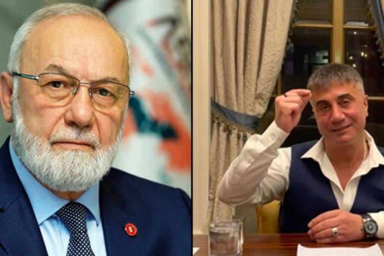 SADAT'tan Sedat Peker açıklaması