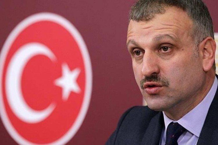 Cumhurbaşkanı Başdanışmanı Saral'dan Sedat Peker'e yanıt