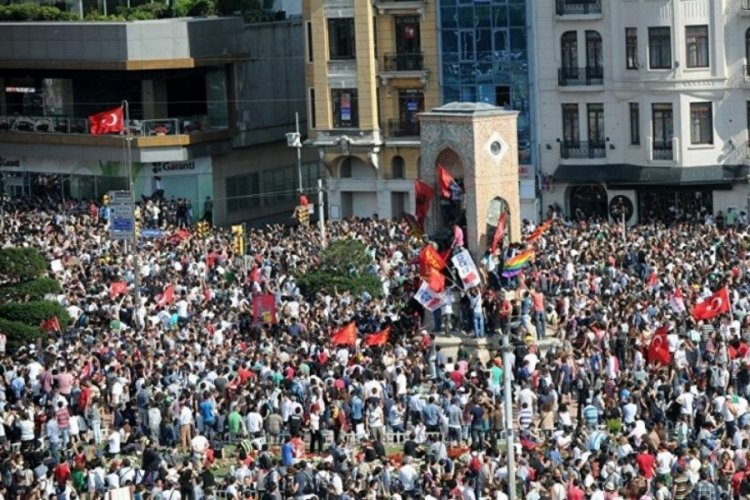 Kılıçdaroğlu'ndan Gezi paylaşımı